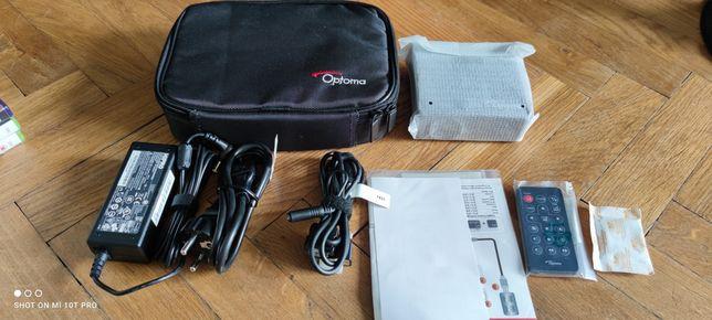 Projektor Optoma ML750e Full HD LED Nowy Zamiana ps4 Xbox one