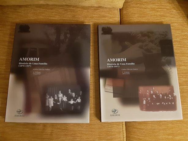 Amorim, história de uma família.