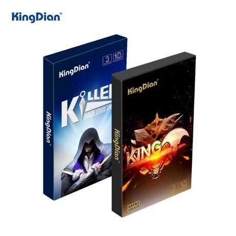 KingDian SSD 120gb твердотельный накопитель
