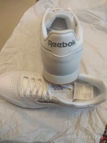 кросы, кросівки, кроси Reebok classik 40.5