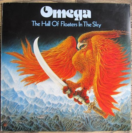 Omega - The Hall Of Floaters In The Sky, winyl 12'',33 rpm, EX, UNIKAT