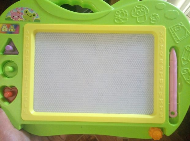 Доска планшет магнитная для рисования