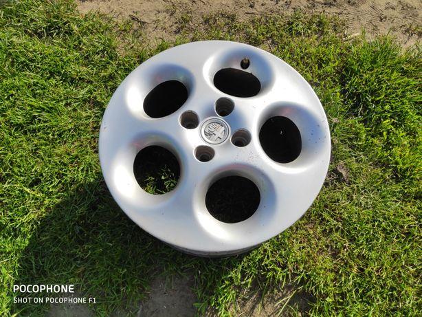Komplet aluminiowych Alfa Romeo
