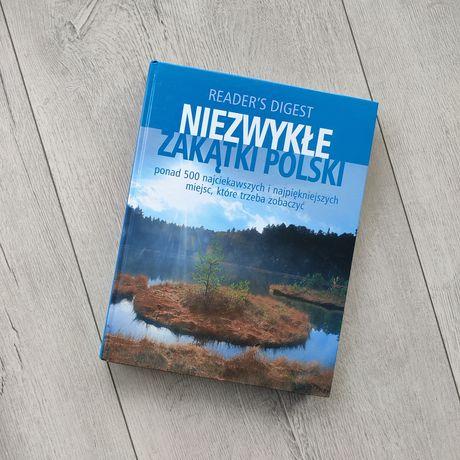 Niezwykle zakątki Polski Reader's Digest Polska przewodnik