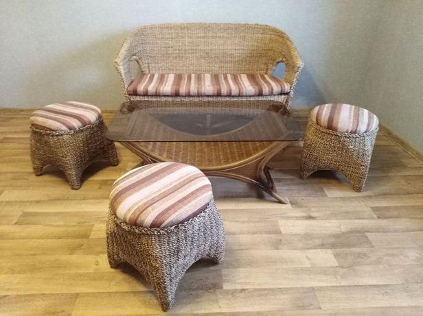 Меблі для саду /кухні. Ротанг