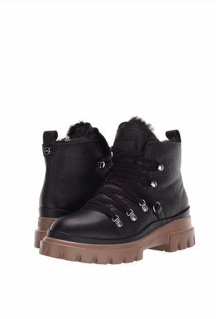 Ботинки Calvin Klein оригинал кожа зима осень