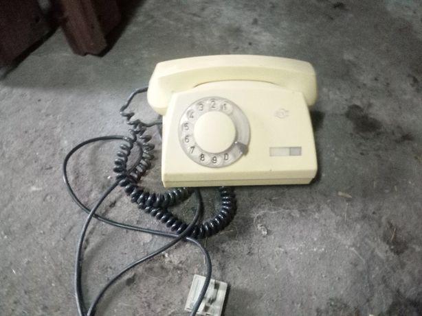 stare telefony stacjonarne