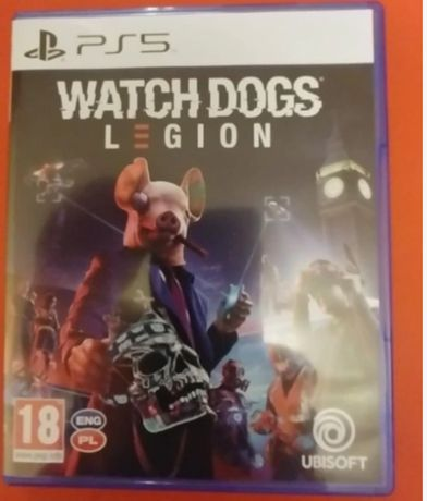 Watch dogs legion PS5 Zamiana