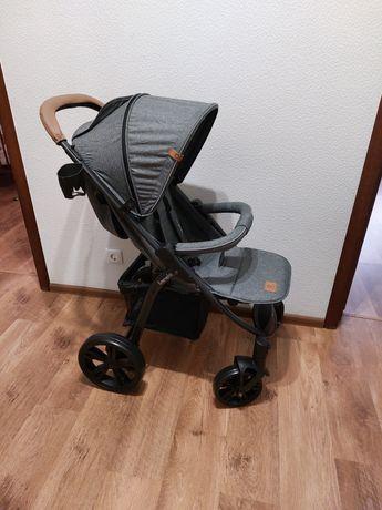 Новая прогулочная коляска Lionelo Annet Stone Caramel