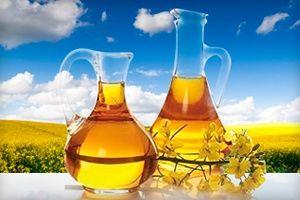 Олія з ріпаку (ріпакова олія)
