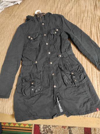 Куртка осень, тёплая зима
