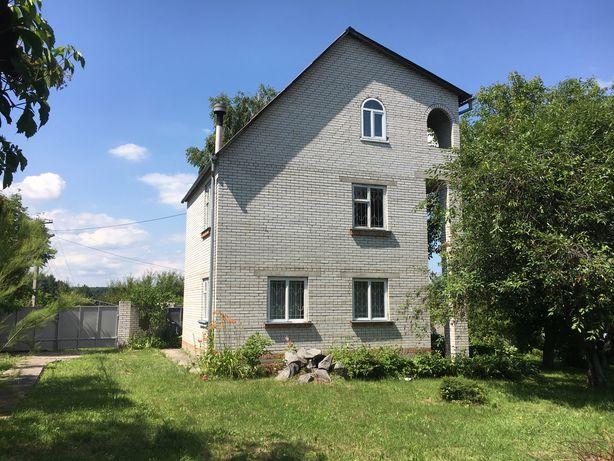 Трёхэтажная дача 100 м2 Музычи Киево Святошинский