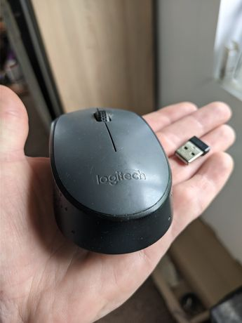 Мышь Logitech M170 Wireless Black/Grey