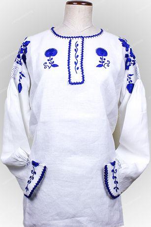 Camisas bordadas de Viana - Genuínas