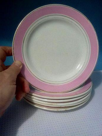 Закусочные мелкие тарелки (6 шт.)
