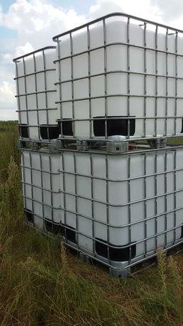 Zbiornik mauzer paleto pojemnik 1000l mauser beczka 200l beczki