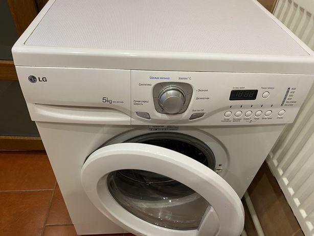 Продам стиральную машину LG WD 80-154N