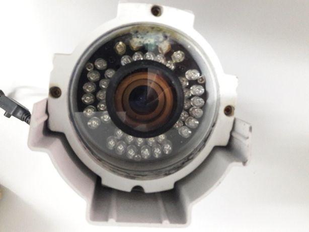 Sistema de video vigilância Profissional