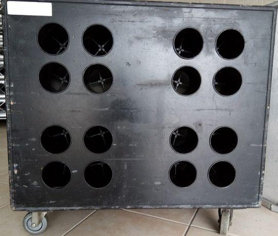 Coluna de som sub-graves de 1.600 W Bell
