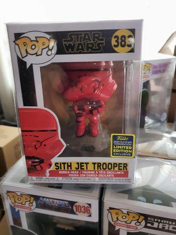 Figurka Funko Pop Star Wars Sith Jet Trooper SDCC 2020 Exclusive