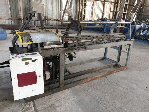 Автоматический станок для изготовления сетки рабицы