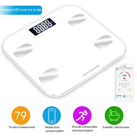 Balança Digital fitness ( Peso máximo 180 kg)