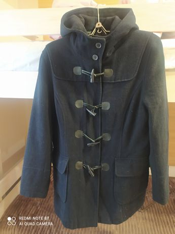 Пальто дафлкот осіннє розмір Л-Х