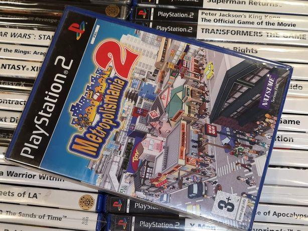 Metropolismania 2 PS2