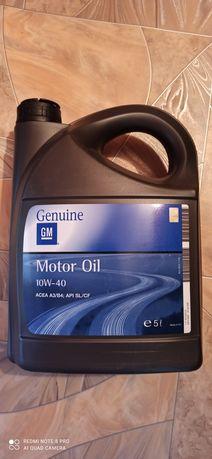 Масло полусинтетика GM Genuine 10w40