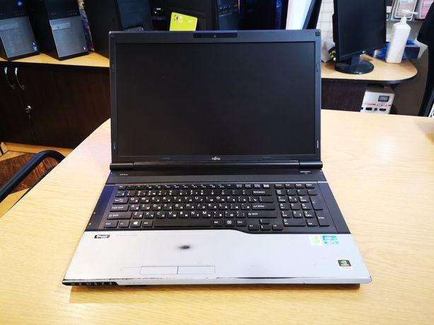 Ноутбук Fujitsu lifebook n532 17,3 HD+/i5-3320m/8 Гб/120gb/GT 620