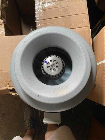Вентилятор канальный, центробежный, радиальный, вытяжной, для вытяжки