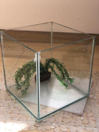 Аквариум стекло 7 л