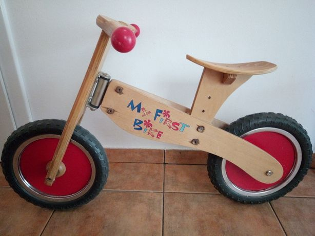 Rower/ Rowerek biegowy Eichhorn
