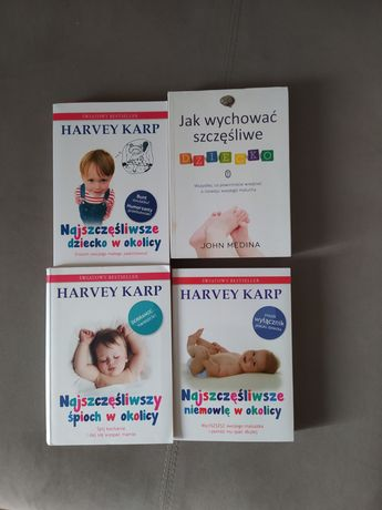 Książki najszczęśliwsze dziecko