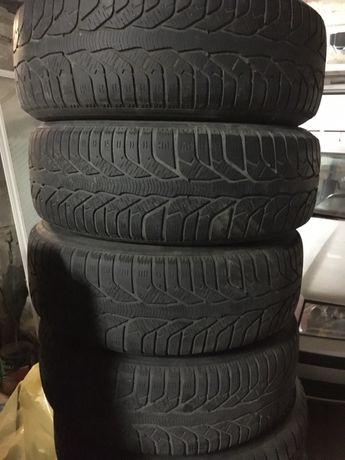 Kola zimowe 15 5x100 Skoda, VW, Seat