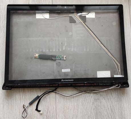Верхня кришка + рамка + інвертор Lenovo IdeaPad Y510, Y530