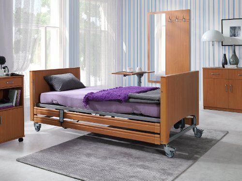 Łóżko rehabilitacyjne - pielęgnacyjne automatyczne PB 331 Elbur
