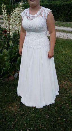 Suknia ślubna rozmiar 42-44