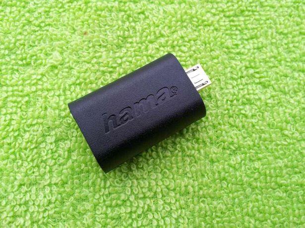 Nowa adapter przejściówka z USB na micro USB