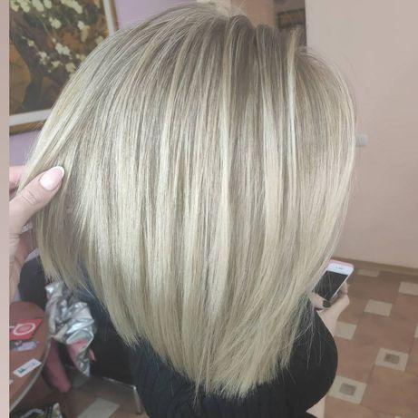 Окрашивание волос/ Парикмахер/Центр