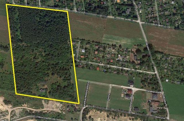 Łódź - Stoki - Olkuska 58317 m2 sprzedam w całości.