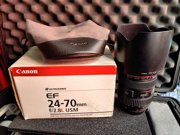 Obiektyw Canon 24-70mm f/2.8 L USM