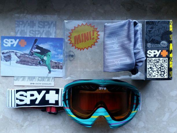 *NOWE* SPY Targa Mini GOGLE narciarskie damskie / młodzieżowe /dzieci