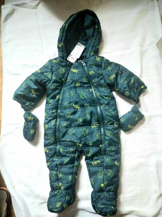 Новый комбинезон зима - осень детский Копылы - изображение 1