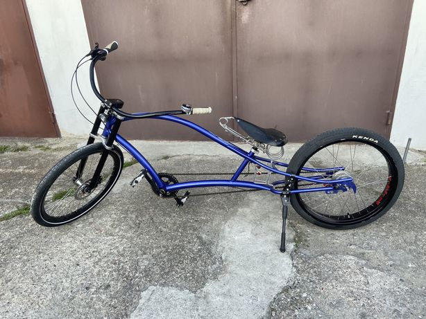 Rower typu lowrider retro - Sprawny w 100%- Harley