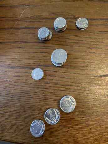 Stare monety 57szt.