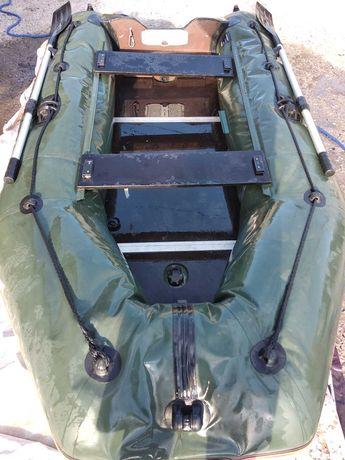 Надувная лодка колибри