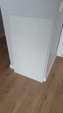 PANEL do drzwi przesuwnych IKEA Farvik białe szkło