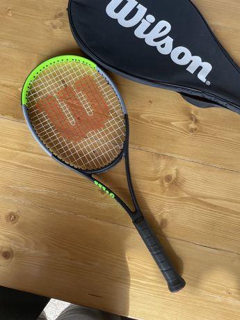 Raquete Tenis Wilson Blade 101L