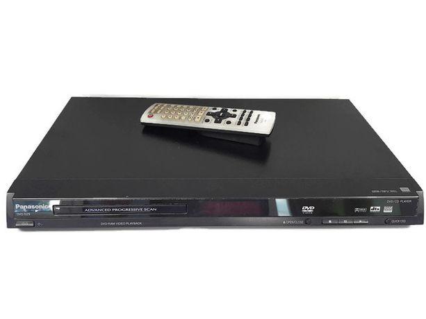 Odtwarzacz DVD Panasonic S-29 + pilot